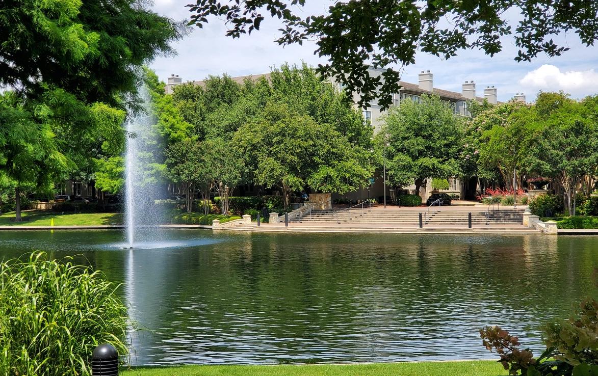 Park in Plano, TX